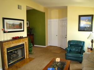 Dana Point condo for sale - Living room